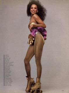 Diana Ross Vogue 1981