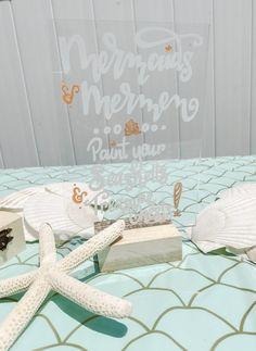 Summer Birthday, Mermaid Birthday, Birthday Bash, Birthday Party Themes, Birthday Ideas, Balloon Display, Balloon Decorations, Shells And Sand, Pastel Balloons