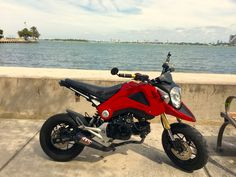 Honda Motorcycles, Cars And Motorcycles, Honda Grom 125, Motorcycle Bike, Motorbikes, Trucks, Grooms, Airplanes, Bicycles