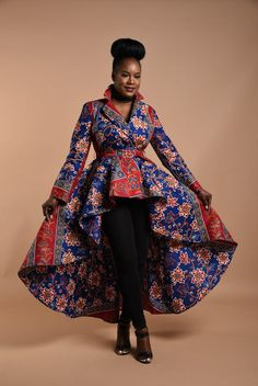 Ankara styles are the most beautiful pieces of clothing. Discover 30 of the hottest African fashion you need to rock this season. Don& get left behind! African Fashion Designers, African Fashion Ankara, African Inspired Fashion, Africa Fashion, African Print Clothing, African Print Dresses, African Dress, African Jumpsuit, African Clothes