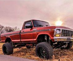 A Brief History Of Ford Trucks – Best Worst Car Insurance 1979 Ford Truck, Ford Pickup Trucks, Ford 4x4, Jeep Pickup, Ford Bronco, Classic Pickup Trucks, Ford Classic Cars, Big Trucks, Cool Trucks