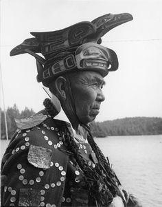 Chief Willie Seaweed (Willie Siwid [Siwiti]/Chief Hilamas/The One Able To Set Things Right/Smoky Top/Kwaxitola), Kwakwaka'wakw (Kwakiutl)