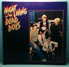 Dead Boys - Night of the Living Dead Boys LP