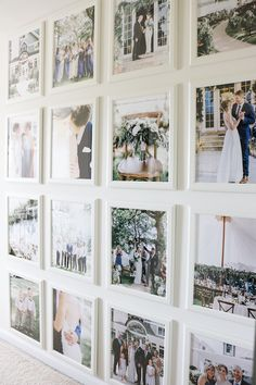 Ideas for How to Display Family Photos in Your House by Seattle Family Photographer Chelsea Macor Gallery walls, framing, home decor! photos display How to Display Family Photos Wedding Photo Walls, Wedding Photo Gallery, Wedding Wall, Wedding Photo Albums, Wedding Photo Frames, Display Wedding Photos, Hanging Wedding Pictures, Wedding House, Wedding Bedroom