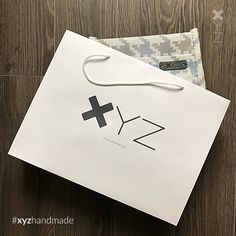 Фирменный пакет XYZ