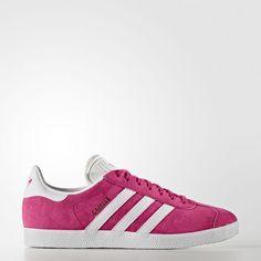 Gazelle Shoes - Pink Adidas Gazelle Women a720699a6341