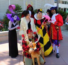 Cosplay - Disney Villains   Flickr - Photo Sharing!