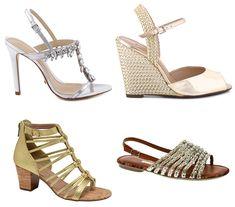 c14f6048ab sandalias-para-festa-dourado-prata-modelos-sapatos-2016-