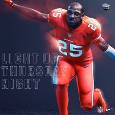 092d5c1b4 Beat the Chargers!!! Broncos Color Rush