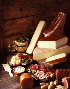 Raclette - French food