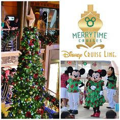 Best of Disney Christmas Cruise