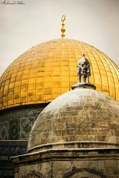 الاقصى الشريف Palestine History, Israel Palestine, Dome Of The Rock, Beautiful Buildings, Beautiful Places, Islamic Art, Islamic Quotes, Watercolor Sketch, Holy Land