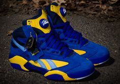 "#PackerShoes x #Reebok Shaq Attaq ""OFP"" #sneakers"