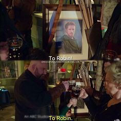 """Robin Hood and to His Merry Man and Granny - 5 * 22 """"Only You"""""""