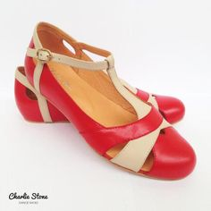 Charlie Stone – Swing Dance Shoes
