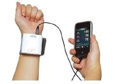 Detectar la TA mediante el teléfono móvil