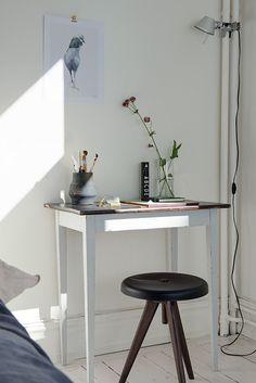 Nádherný švédský byt, jehož jedinou vadou na kráse, je pravděpodobně jeho cena - totiž necelých 11 milionů   Living   bydlení   WORN magazine