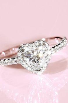 56d33b2116da 30 Cubic Zirconia Engagement Rings For Unforgettable Moment. Joyas De  DiamantesAnillos De CompromisoCosas ...
