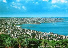 Come on...I gotta' visit my homeland!   {Beirut, Lebanon}