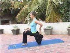 Хатха йога для начинающих | Обучающее видео - YouTube