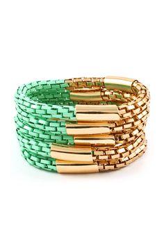 Mintylicious Madden Bracelet | Awesome Selection of Chic Fashion Jewelry | Emma Stine Limited