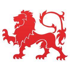 Vinyl Decal Sticker Heraldry Heraldic Herald Lion RSZZW   eBay
