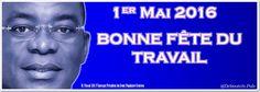 1er MAI BONNE FÊTE DU TRAVAIL