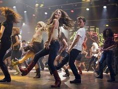 """Footloose(2011) """"Fake ID"""" line dance is so fun to learn :D watch this official dance tutorial!"""