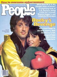 Sylvester Stallone - People Magazine [United States] (23 July 1979)