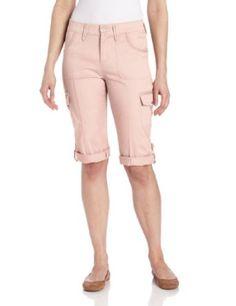 Lee Women's Comfort Fit Paseo Roll-up Skimmer, Bella, 8 Medium Lee. $32.90
