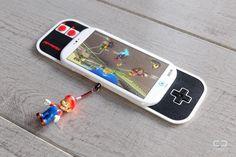 Nintendo NX controles desmontables y con detección de movimiento