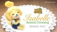 Animal Crossing DLC Felting Tutorial - Nintendo 3DS Collab with NerdECra...