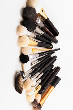 Must-Have Makeup Brushes for Blush, Foundation, Contouring, Highlighting, and Powder