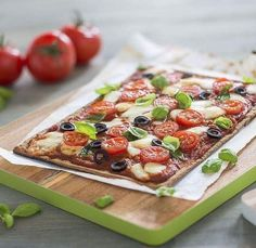 Lizza: Low-Carb-Pizza und weiteres Super-(Fast)Food #Superfood #FastFood #Lizza #Pizza