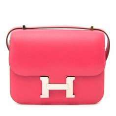e3109a5480c Labellov Exclusive Hermès Constance III Mini Rose Lipstick Veau Tadelakt  PHW ○ Buy and Sell Authentic Luxury