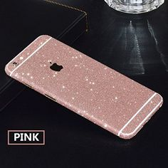 "Furivy Bling Sticker for Apple iPhone 6s (4.7"") Luxury Sparkle Full Body Decal Glitter Protector Films for iPhone 6s Pink furivy http://www.amazon.com/dp/B017XG9RX4/ref=cm_sw_r_pi_dp_RLJXwb0EYAKPJ"