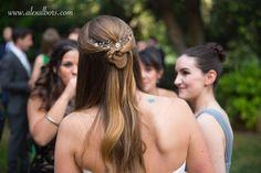 Peinados de boda naturales!  #weddingbarcelona  #weddingdress #lovelyweddings #detalles de boda #weddingphotography #weddingflowers #weddingdecorations