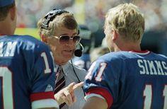 Dan Reeves, head coach from 1993-1996.