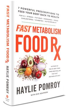 Phase-Specific Fast Metabolism Diet Recipes