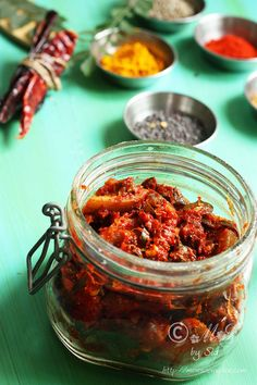 Learn how to make Nimbu Ka Achaar or Spicy Indian Lemon Pickle ~ Spicy lemon pickle with garlic and aromatic pickling spices To Indi. Lemon Pickle Recipe, Indian Pickle Recipe, Indian Food Recipes, Vegan Recipes, Cooking Recipes, Vegan Food, Indian Foods, African Recipes, Crispy Pickles Recipe