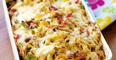 Gör en stor sats och frys in i småportioner. Pasta Recipes, Cooking Recipes, Healthy Recipes, Best Spaghetti, Swedish Recipes, Food Waste, Cheap Meals, Cheap Food, Pastries