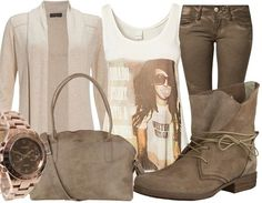 no. 18 - Casual Outfit - stylefruits.nl