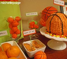 basketball birthday party - Google Search