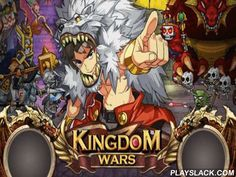 Kingdom Wars  Android Game - playslack.com , Create a soldier of righteous knights, specific experts, strong illusionists, and other fight units. lead your heroes into fight with the forces of darkness. rescue the kingdom from the Acheronian forces in this game for Android. You'll have fights with the living-dead, demons, dragons, and other gigantic alarming monsters. Get education and gold for killing foes. Get brand-new soldiers into your soldier. Each kind of soldiers has special stats…