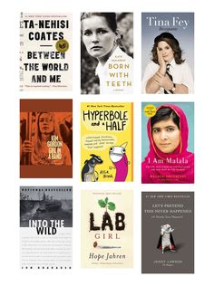 Annie Wanders the Stacks - Biography by AnnieELPL : Sometimes it's hard to get past our new biography collection! So many great titles, not enough time, right? Here's a list of some great books that are hiding in our regular biography section. Browse through and see what strikes your fancy!
