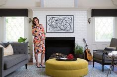 Open-Door Policy: At Home with Tiffani Thiessen