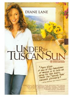 Movie is good, Diane Lane is lovely -- but for me it's all about the Tuscan scenery.