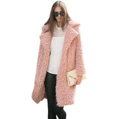 Find More Fur & Faux Fur Information about New 2015 Winter Faux Fur Coat Women Lamb Wool Blends Fur Jacket High Grade Slim Jackets and Coats Plus Size S XL WC0384,High Quality jacket suede,China jacket bride Suppliers, Cheap jacket tuxedo from glory land's store on Aliexpress.com