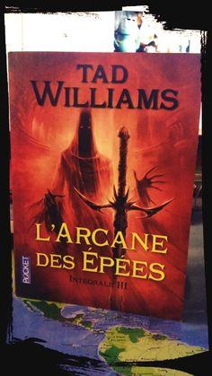 L'arcane des épées intégrale 3 de tad Williams (@Anassete)