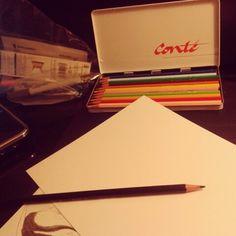 Dibujando con nocturnidad y alevosía...^^
